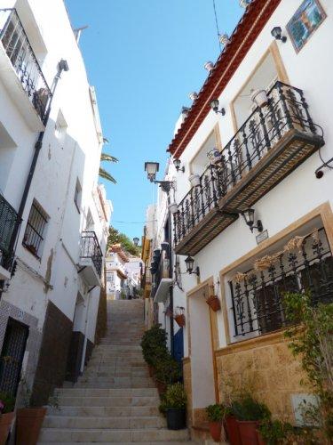 Alicante,Spain, Old City