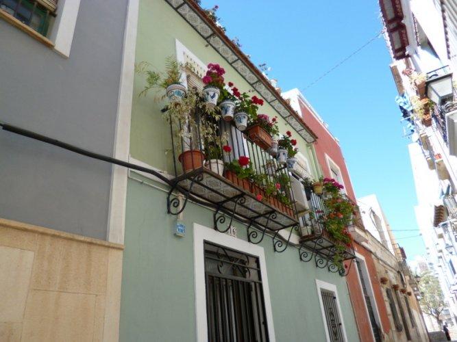 Alicante, Spain, Old City