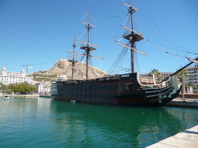 Alicante, Spain, Marina