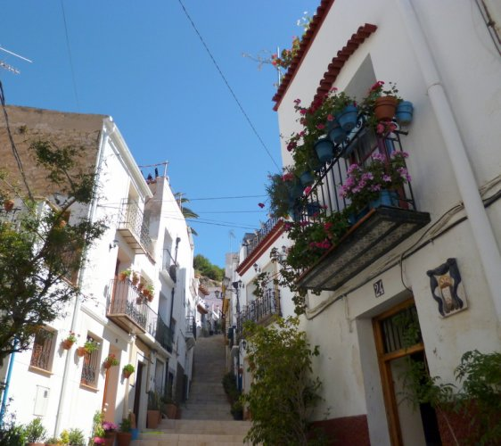 Alicante,Spain, Old City