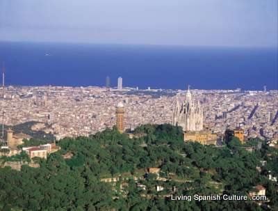 View from Tibidabo