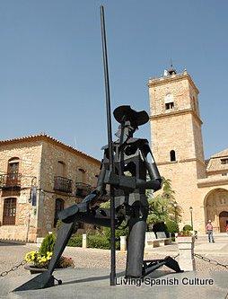Cervantes' Route