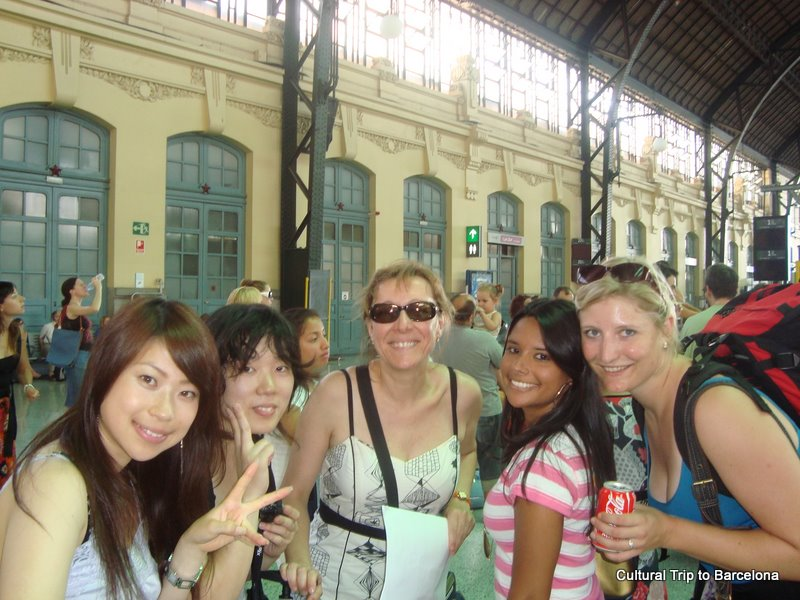 Cultural trip to Barcelona