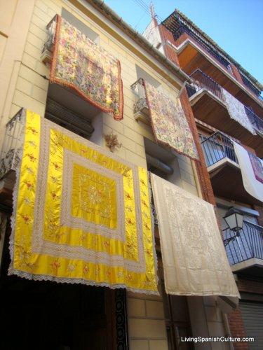 Festivity of La Mare de Deu de la Salut. Algemesi, Valencia.