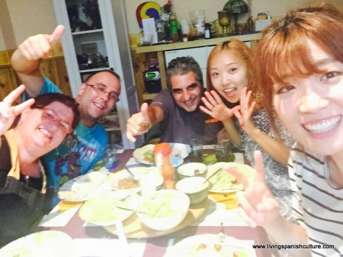 Homestay Spain,Barcelona,Valencia,Sevilla,Madrid (17).JPG