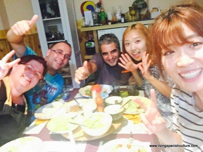 Homestay Spain,Barcelona,Valencia,Sevilla,Madrid (17).JPG