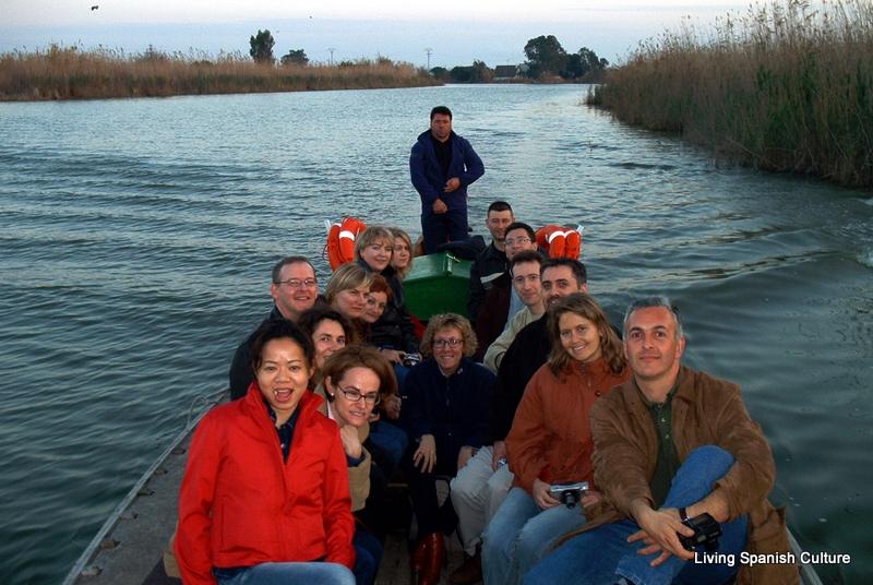 Excursion ride boat
