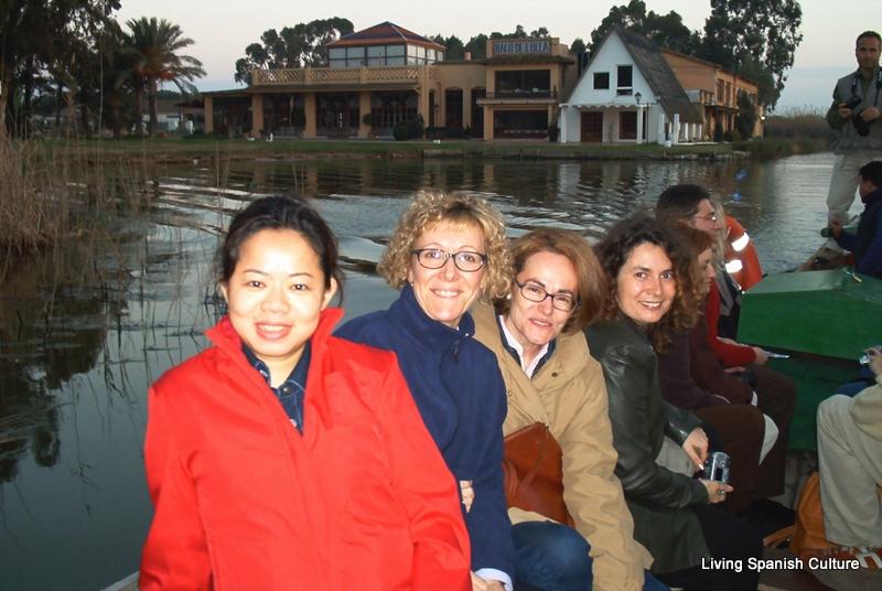 Excursion to La Albufera