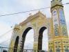 Sevilla,Feria de Sevilla,construccion portada (5)