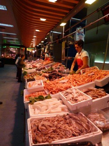 Alcazar de San Juan Market (1)