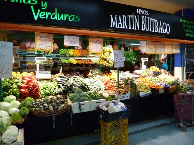 Alcazar de San Juan Market (2)