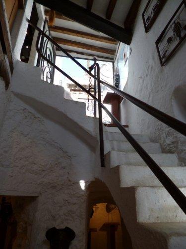 Cave house at Campo de Criptana