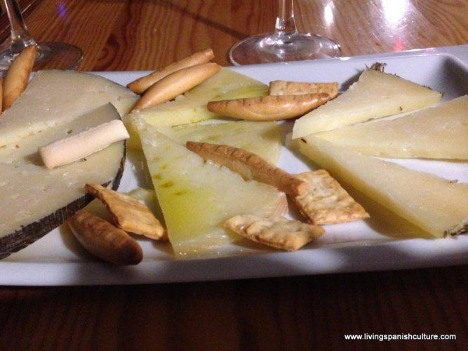 Cheese from La Mancha.JPG
