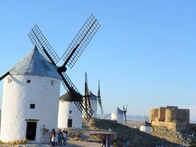 Consuegra (Castilla-La Mancha)