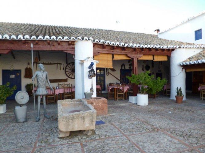 Venta del Quijote. La Mancha (1)