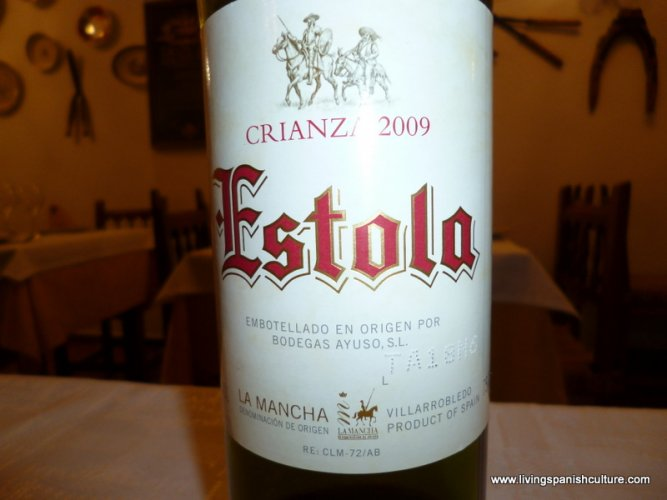 Wine from La Mancha.JPG