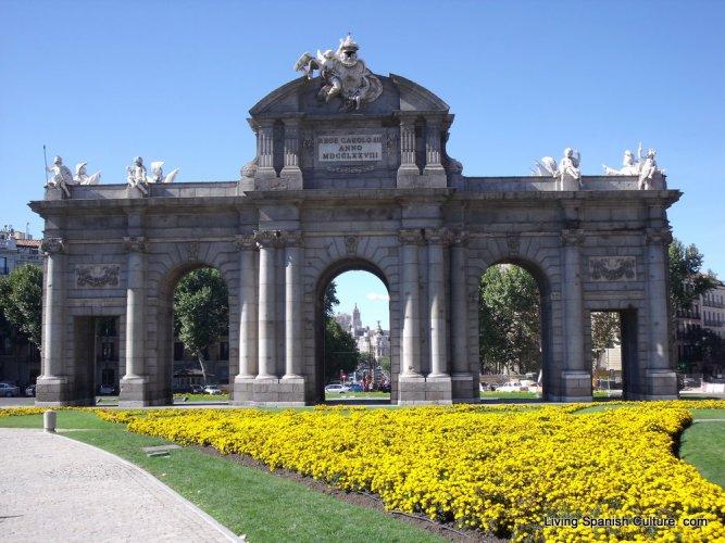 Alcala Door