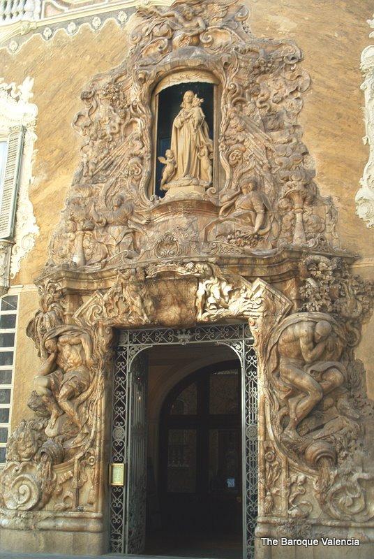 Marques de Dos Aguas Palace