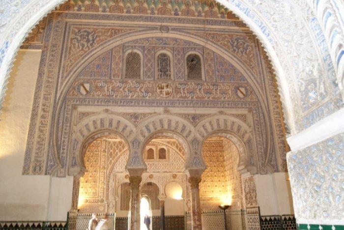 Alcazar de Sevilla,