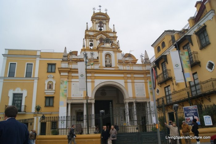 De la Esperanza Macarena's Church