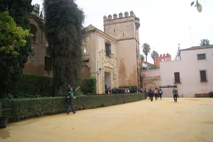 El Alcazar