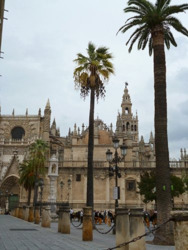 Sevilla, Cathedral and Giralda