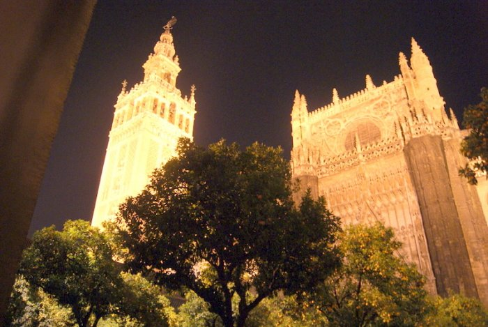 Sevilla. Cathedral and Giralda