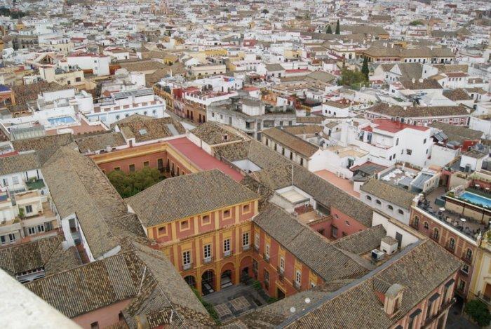 Sevilla, Spain, 1.1