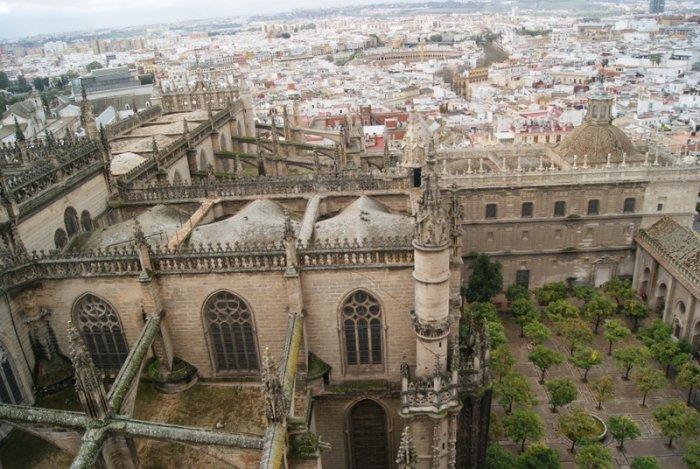 Sevilla, Spain, 1.2