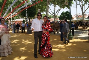 Sevilla April Fair
